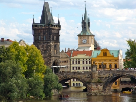 ПРАГА с Будапеща, Братислава и Белград