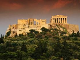 Древна ЕЛАДА – Микена, Атина, Делфи и още...