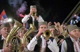 ГУЧА 2018 - Фестивалът на сръбската духова музика