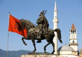 СЕВЕРНА АЛБАНИЯ: Дуръс, Тирана, Круя, (Берат*)