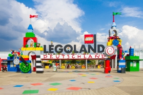 LEGOLAND и EUROPA PARK