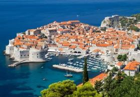 в Дубровник през Октомври 2020 -  хотел LERO 3*