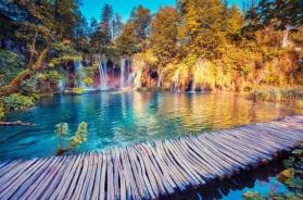 екскурзия до Плитвички езера