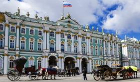 СЕВЕРНАТА СТОЛИЦА НА РУСИЯ - САНКТ  ПЕТЕРБУРГ – Класически тур